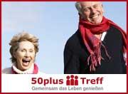 50plusTreff Website