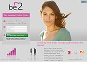 be2 Website