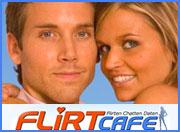 FlirtCafe Website