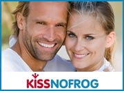 KissNoFrog Website