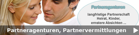 Partnervermittlungen-Partneragenturen